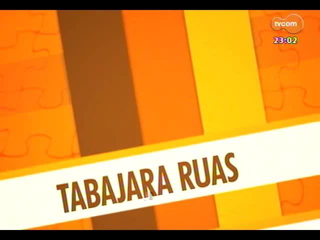 Mãos e Mentes - Escritor e cineasta Tabajara Ruas - Bloco 1 - 13/10/2013