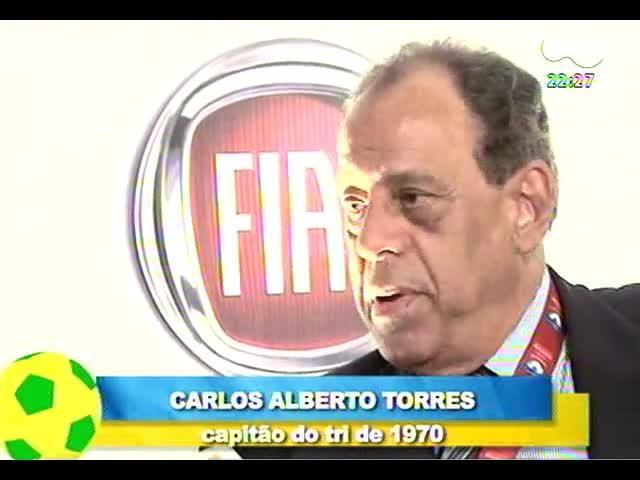 Porto da Copa - Seminário Futebol do Futuro discute o negócio da bola. Saiba como foi - Bloco 2 - 19/10/2013