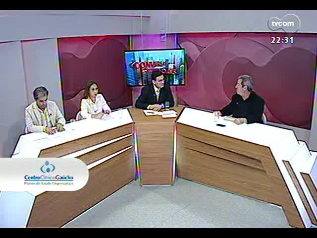 Conversas Cruzadas - Debate sobre a qualidade de frutas, verduras e legumes produzidos no país - Bloco 2 - 30/10/2013