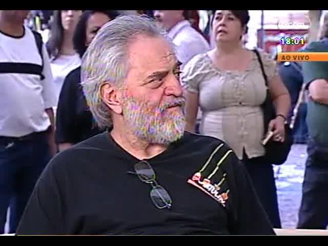 Programa do Roger - Edgar Vasques e Carla Pilla falam sobre seus lançamentos - bloco 2 - 07/11/2013