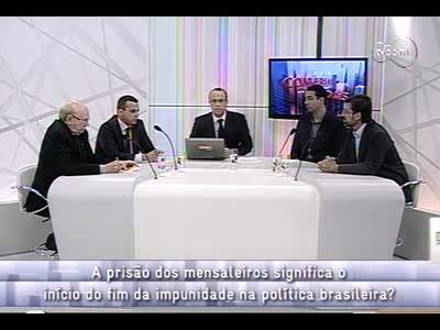 Conversas Cruzadas - 2o bloco - 20/11/2013