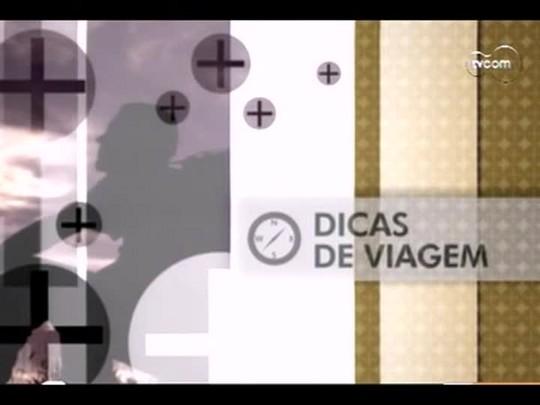 TVCom Tudo Mais - Dicas de viagem - 25/11/2013