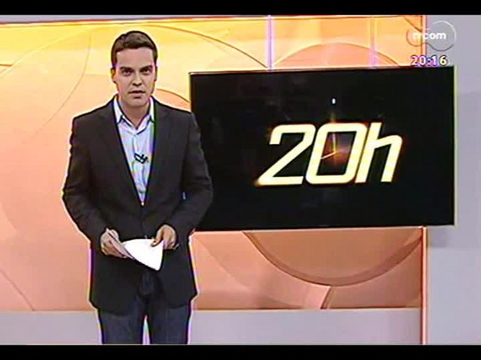 TVCOM 20 Horas - Confira novas imagens do estádio Beira-Rio - Bloco 2 - 29/11/2013