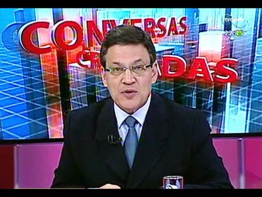 Conversas Cruzadas - Entrevista com o juiz João Ricardo dos Santos Costa, novo presidente da Associação dos Magistrados Brasileiros - Bloco 3 - 29/11/2013