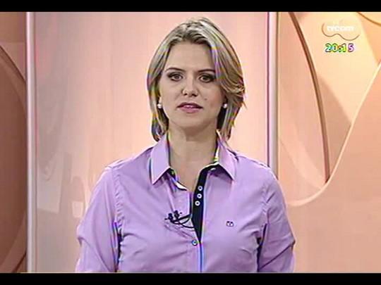 TVCOM 20 Horas - Direto da China, Rosane de Oliveira fala sobre os compromissos de Tarso Genro no exterior - Bloco 2 - 02/12/2013