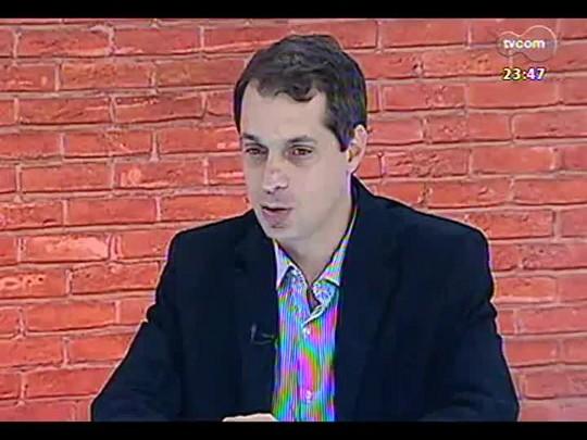 Mãos e Mentes - Ivan Pinheiro Machado, um dos fundadores da L&PM Editores - Bloco 2 - 09/12/2013