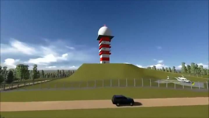 Radar Meteorológico SC