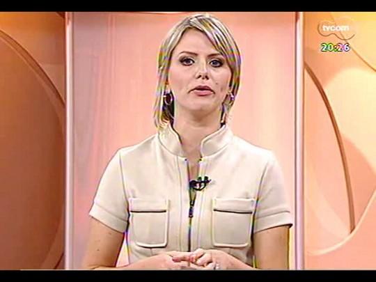 TVCOM 20 Horas - Destino preferido da maioria dos gaúchos é o litoral do estado segundo pesquisa - Bloco 3 - 08/01/2014