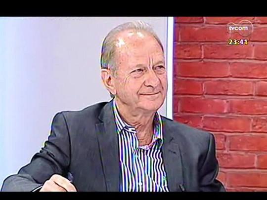 Mãos e Mentes - Diretor-presidente da Fruki Nelson Eggers - Bloco 3 - 13/01/2014