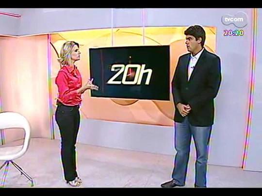 TVCOM 20 Horas - Confusão marca audiência pública sobre o transporte coletivo em Porto Alegre - Bloco 3 - 10/03/2014