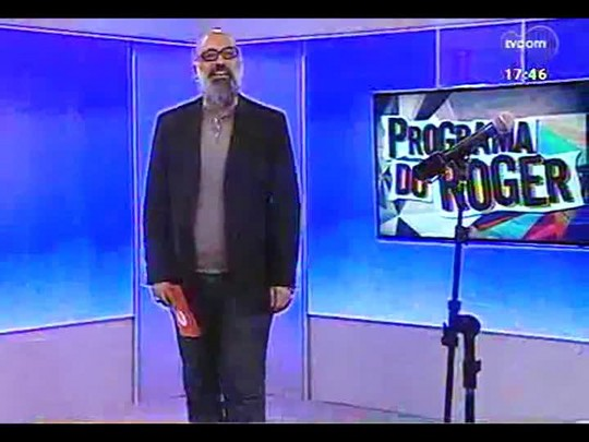 Programa do Roger - Banda Identidade - Bloco 1 - 16/04/2014