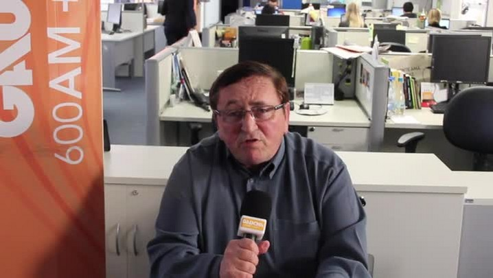 """Fala, Wianey: \""""O Inter jogou mal, mas venceu. Já o Grêmio, não vai longe!\"""" 21/04/2014"""