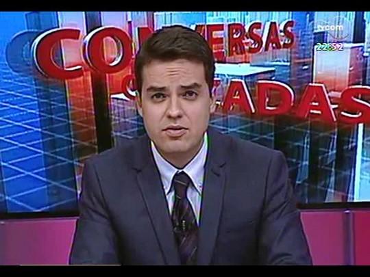 Conversas Cruzadas - O povo gaúcho é ou não é acomodado? - Bloco 3 - 06/05/2014