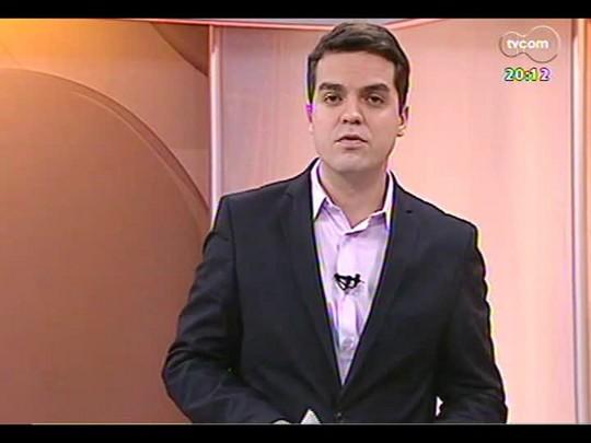 TVCOM 20 Horas - Aprovado projeto que cria o Fundo Cicloviario em POA - Bloco 2 - 21/05/2014