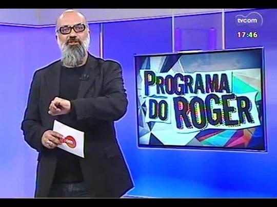 """Programa do Roger - Especial Lupicício Rodrigues, \""""Lupi, o musical\"""" - Bloco 1 - 27/05/2014"""