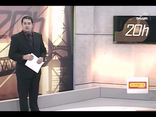 TVCOM 20 Horas - Maus hábitos podem ter facilitado sequestro de menino de nove anos em Içara - Bloco 2 - 04/06/14