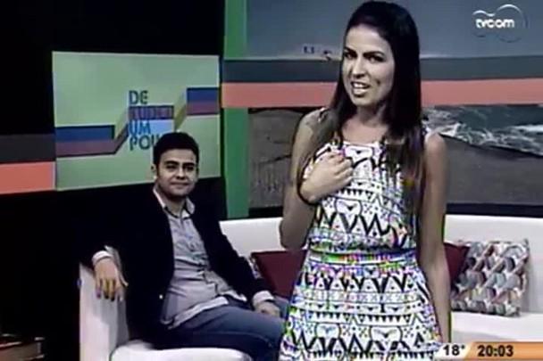 De Tudo um Pouco - Entrevista com Léo Oculto e Lelo Rosa - 1º Bloco - 13/07/14