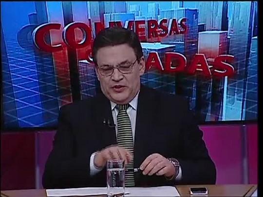 Conversas Cruzadas - Insegurança no transporte coletivo de Porto Alegre - Bloco 1 - 22/07/2014