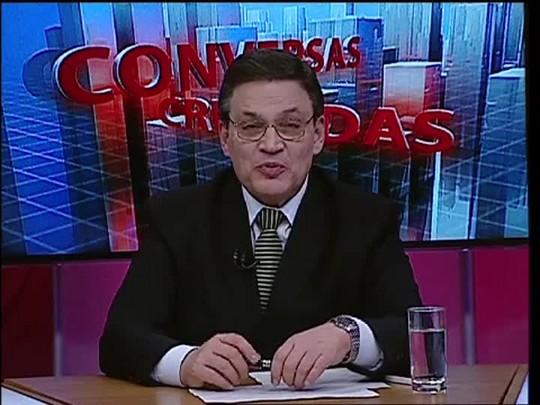 Conversas Cruzadas - Insegurança no transporte coletivo de Porto Alegre - Bloco 3 - 22/07/2014