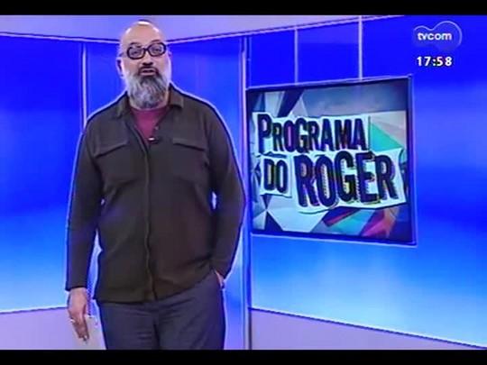 "Programa do Roger - Trailer \""Maze Runner - Correr ou Morrer\"" - Bloco 2 - 01/08/2014"