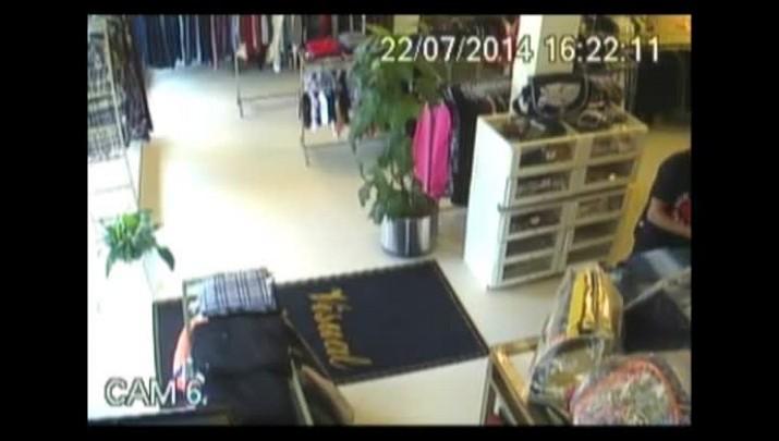 Assalto em loja no bairro Juscelino Kubitschek