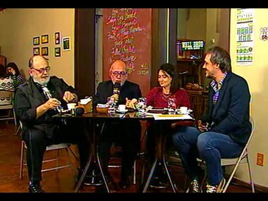 Café TVCOM - Conversa sobre novela, diretamente de Priscilla\'s Bakery - Bloco 3 - 09/08/2014