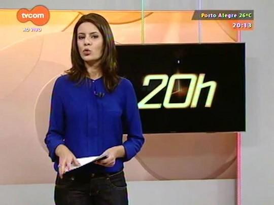 TVCOM 20 Horas - Agricultores leasados na fraude do Pronaf participam de audiência pública em Santa Cruz do Sul - 28/11/2014