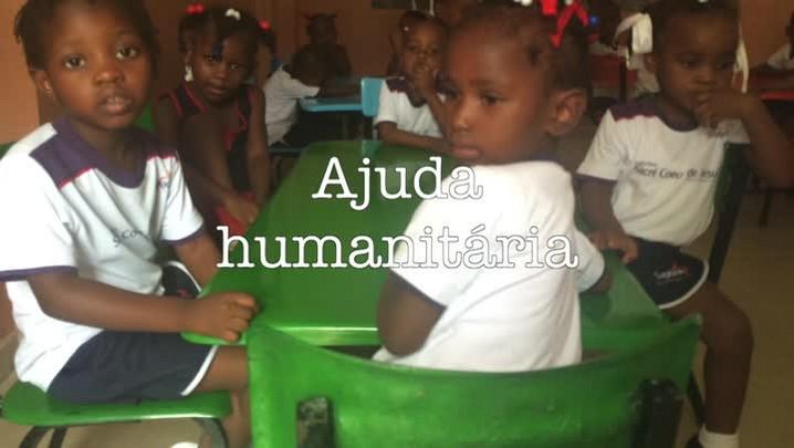 Entidade de religiosos brasileiros atende centenas de haitianos por dia