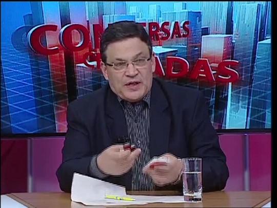 Conversas Cruzadas - Apagão: os problemas no déficit de energia - Bloco 1 - 19/01/15