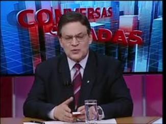 Conversas Cruzadas - Conheça os novos secretários da capital - Bloco 2 - 25/02/15