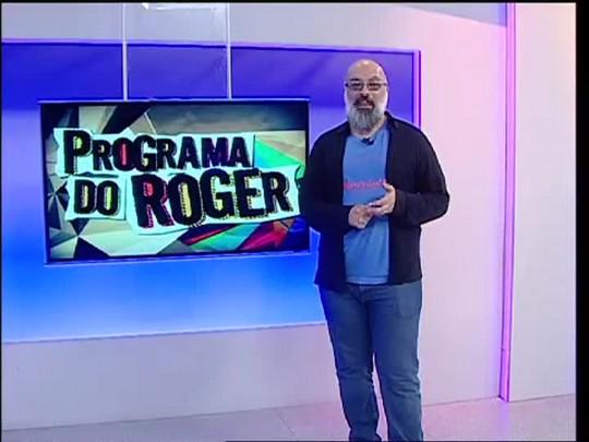 Programa do Roger - Jack White em POA - Bloco 2 - 24/03/15