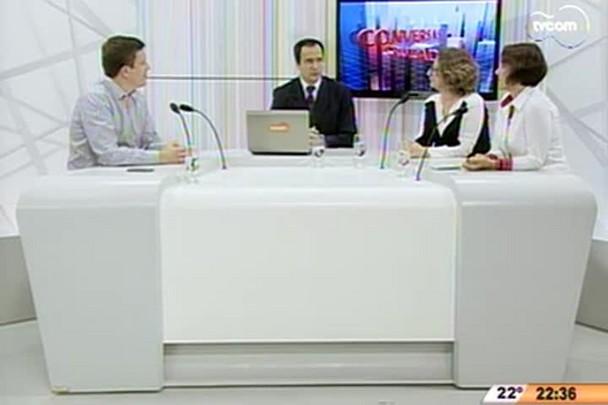Conversas Cruzadas - Administração de Recursos Humanos - 3º Bloco - 20.04.15