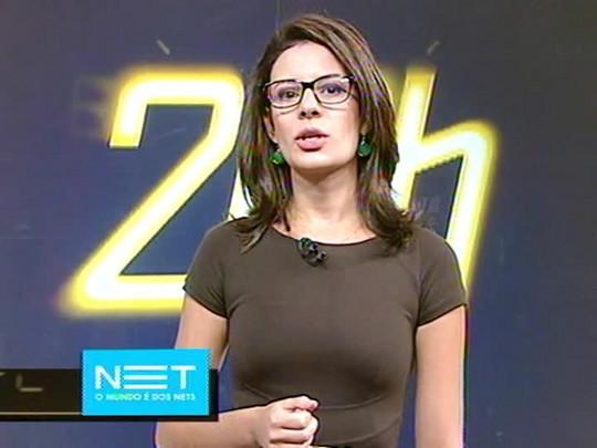 TVCOM 20 Horas - Empresas investigadas na Operação Lava-Jato que tem contrato com Polo Naval de Rio Grande podem ser substituídas - 28/04/2015