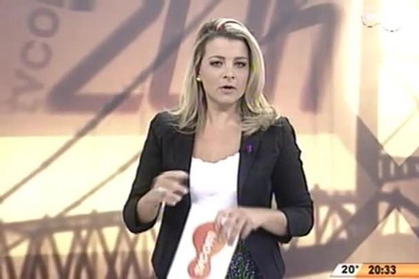 TVCOM 20 Horas - Feira Catarinense do Livro vai até 16 de maio no Largo da Alfândega - 08.05.15