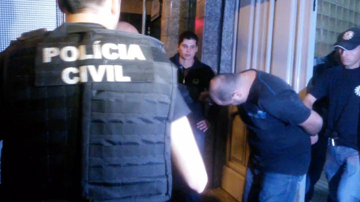 Civil prende integrantes de quadrilha envolvida em confronto com a polícia