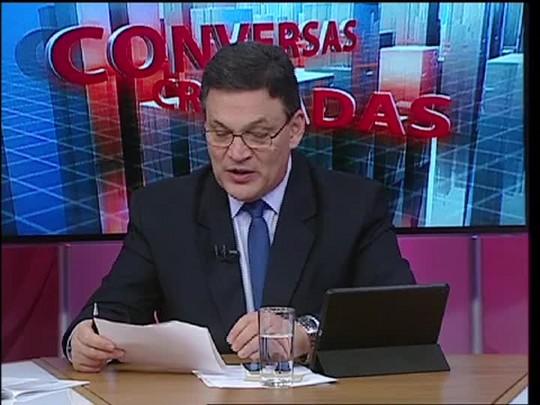 Conversas Cruzadas - A ampliação da carga horária para formação de professores e o Plano Estadual de Educação - Bloco 3 - 13/07/15