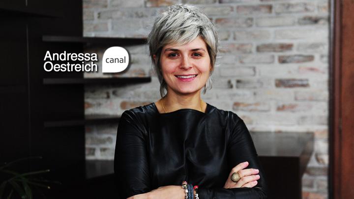 Andressa Oestreich: reinventando o look