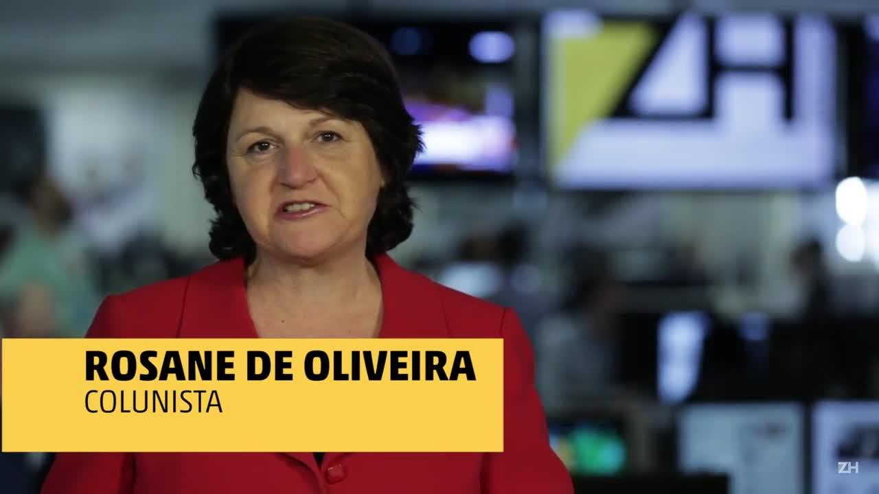 """Rosane de Oliveira: \""""O que está acontecendo na Assembleia deveria ter sido previsto\"""""""