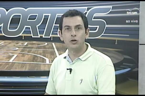 TVCOM Esportes. 3º Bloco. 30.12.15