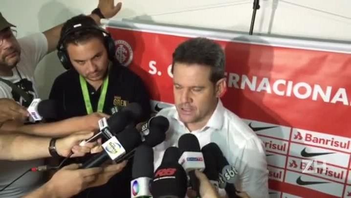 """Argel avalia jogo contra o Juventude: \""""atuação convincente\"""""""