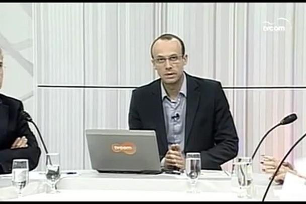 TVCOM Conversas Cruzadas. 3º Bloco. 24.02.16