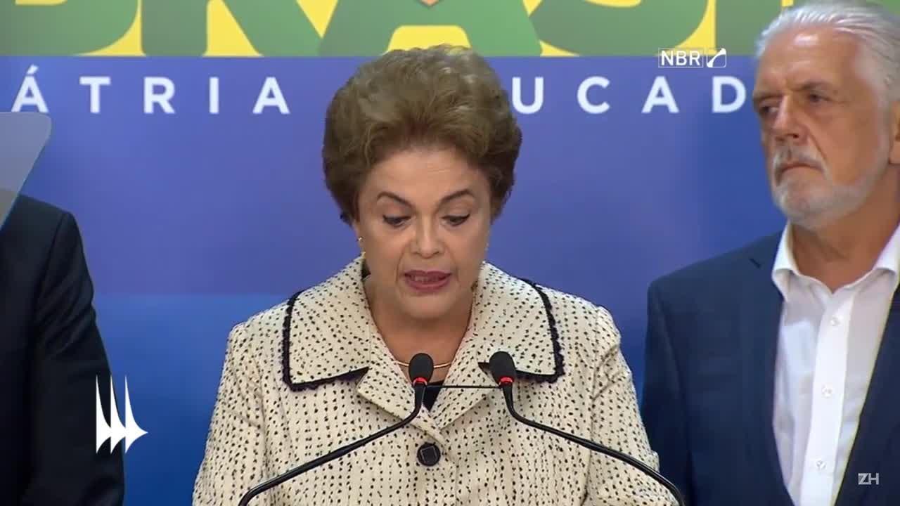 Delação de Delcídio foi movida por imoral e mesquinho desejo de vingança, diz Dilma