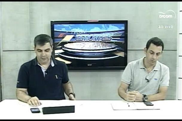 TVCOM Esportes. 3º Bloco. 17.03.16