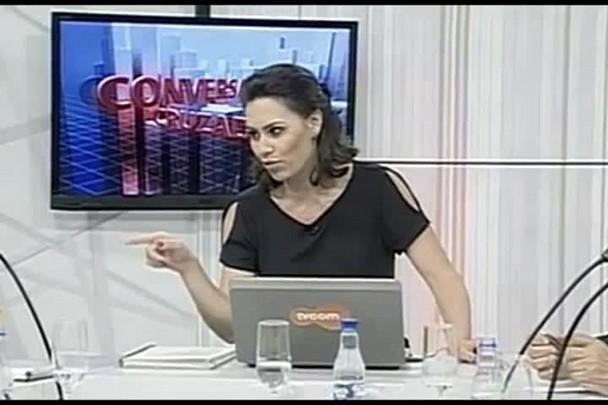 TVCOM Conversas Cruzadas. 4º Bloco. 05.05.16