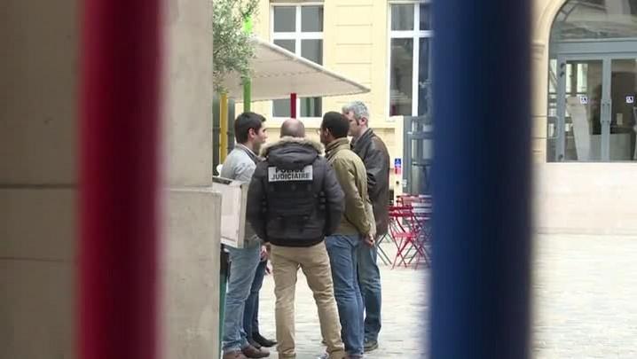 Polícia faz buscas em escritório do Google em Paris