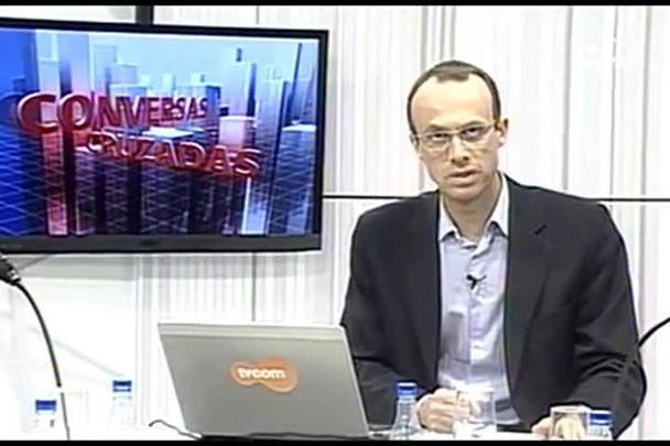 TVCOM Conversas Cruzadas. 4º Bloco. 03.06.16