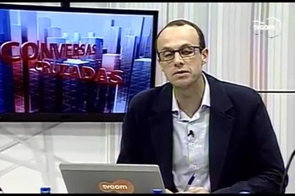TVCOM Conversas Cruzadas. 3º Bloco. 03.08.16