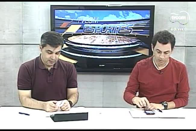 TVCOM Esportes. 4º Bloco. 26.08.16