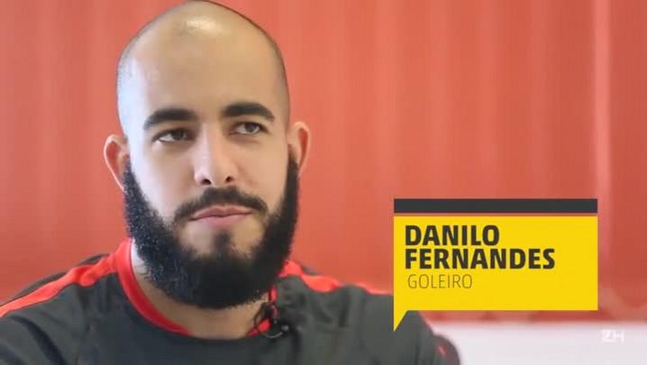 Três perguntas para Danilo Fernandes
