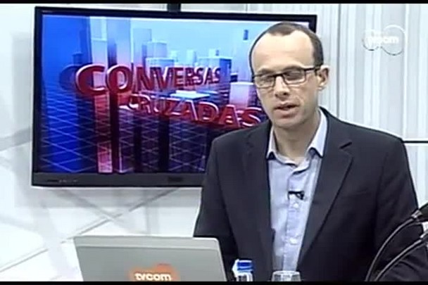 TVCOM Conversas Cruzadas. 4º Bloco. 16.09.16